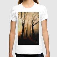 fog T-shirts featuring Fog by Nev3r