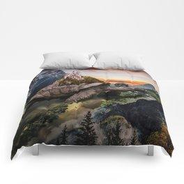 Turtle World Comforters