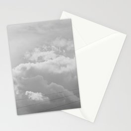 Heavenly in black and white Stationery Cards