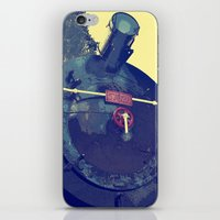 train iPhone & iPod Skins featuring train  by gzm_guvenc