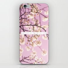 She Who is Brave is Free iPhone & iPod Skin