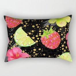 Summer Glitter #12 Rectangular Pillow