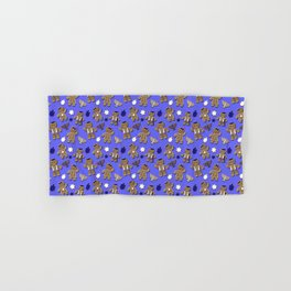 Hanukkah Gingerbread Hand & Bath Towel