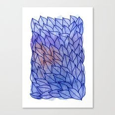 Leaves / Nr. 2 Canvas Print