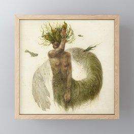 Sirena Cibus Framed Mini Art Print