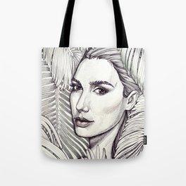 Stunning Gal Gadot Tote Bag