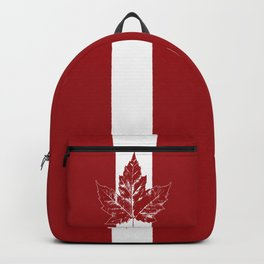 Cool Canada Souvenirs Backpack