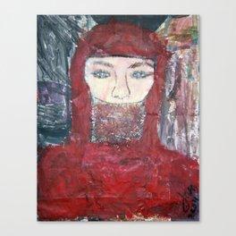 SULTANA Canvas Print
