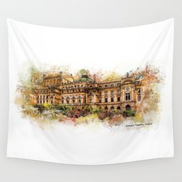 Slowacki Theatre, Cracow Wall Tapestry