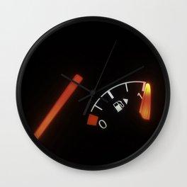 Fuel Gauge, Full Tank, Car Fuel Display Wall Clock