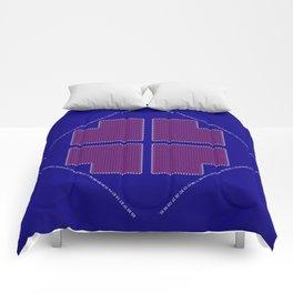 "CA Fantasy ""Valentine's Day"" series #7 Comforters"