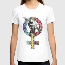 Who Run the World? Bookish Girls T-shirt