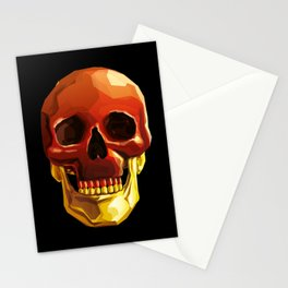 Golden Jaw Stationery Cards