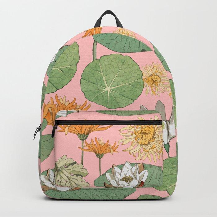 Vintage Royal Gardens #society6artprint #buyart Backpack