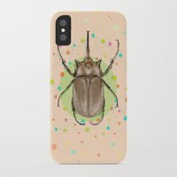 insect iPhone & iPod Cases featuring Insect I by dogooder