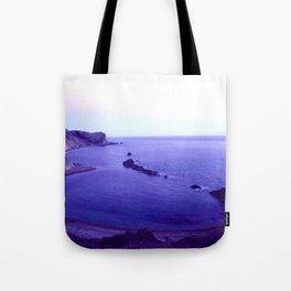 Lulworth Cove Tote Bag