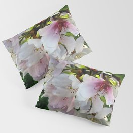 Cheery Cherry Blossoms Pillow Sham