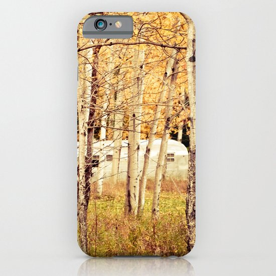 She Was a Trailer Park Girl at Heart  - color iPhone & iPod Case