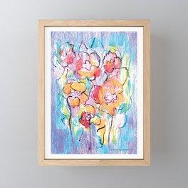 Meadow 5 Framed Mini Art Print