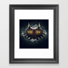 Zelda Majora's Framed Art Print