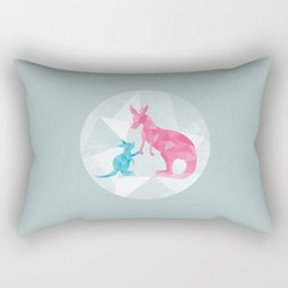 Pride and Joey Rectangular Pillow