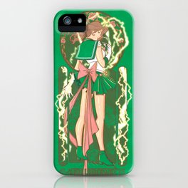 Before the Storm - Sailor Jupiter nouveau iPhone Case
