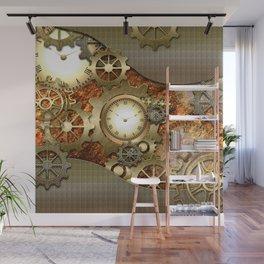 Steampunk Wall Mural