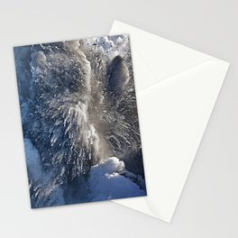 Kilauea Volcano at Kalapana 3a Stationery Cards