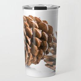 Two pine cones Travel Mug