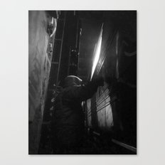 Access Granted Canvas Print