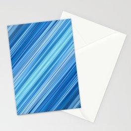 Ambient 1 in Blue Stationery Cards