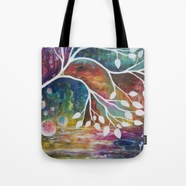 Bird to Flight Tote Bag
