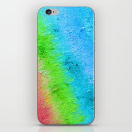 """Sign Painter Palette"" Oil Painting iPhone Skin"