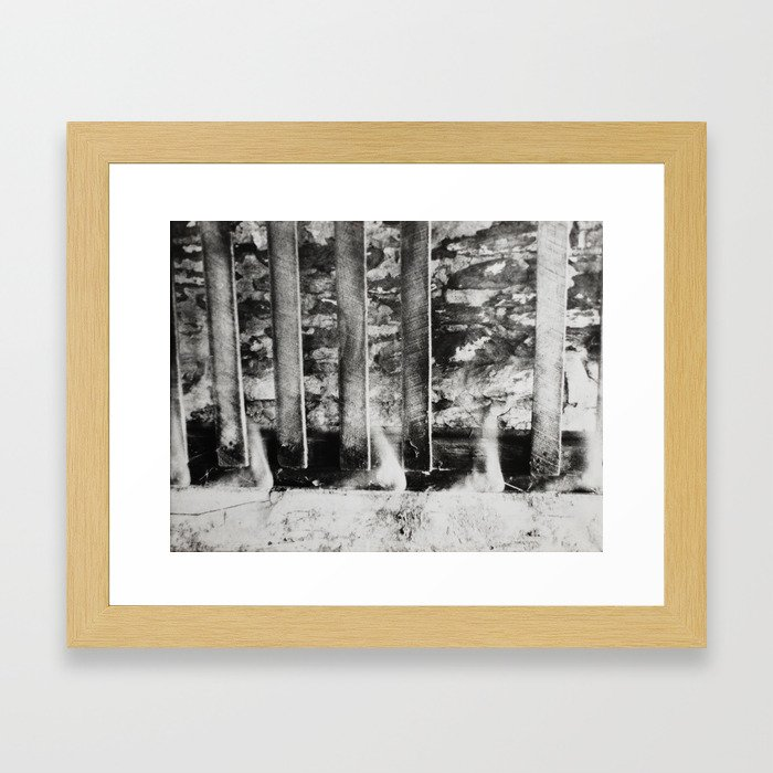 Continuities  Framed Art Print