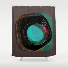 the abstract dream 8 Shower Curtain