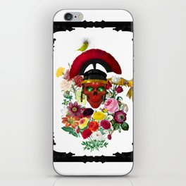 Only Skull in the World iPhone Skin