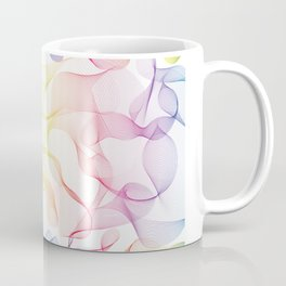 Rainbow's smoke Coffee Mug