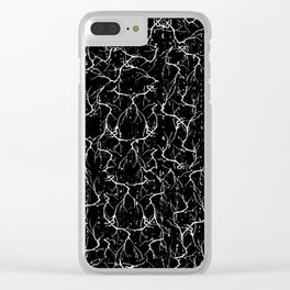The ineffable condition of being human Clear iPhone Case