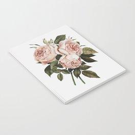 Three English Roses Notebook