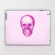 Fucsia Skull Laptop & iPad Skin