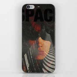 Space1968 iPhone Skin