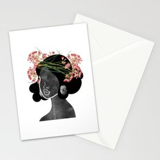 Wildflower Crown III Stationery Cards