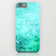 Aqua iPhone 6 Slim Case