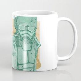 Frontier Justice (Green/Orange) Coffee Mug