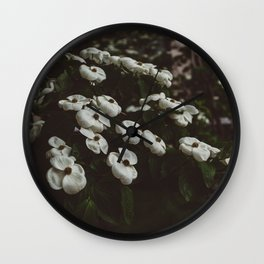 Highline Blooms IV Wall Clock