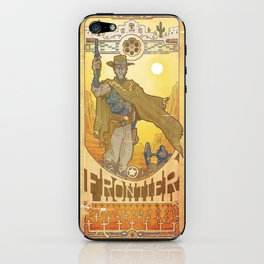Frontier Legacy iPhone Skin
