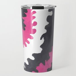 12 // I AM ATTACHED  MATISSE INSPIRED Travel Mug