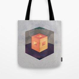 Pixel Tote Bag