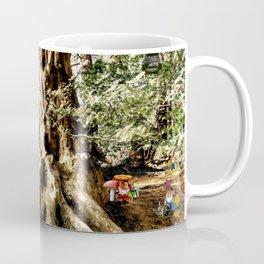 Dwarf Tree House Coffee Mug