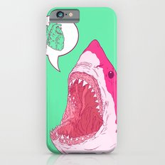 Shark in Love Slim Case iPhone 6